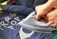 ironing letters